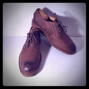 Men's Sperry Brown Gold Cup Crepe Oxford shoes
